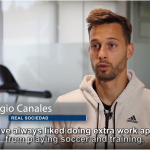 Testimonio de Sergio Canales – Real Sociedad