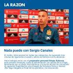 Sergio Canales convocado por la Selección Española: una historia de superación personal