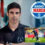 Entrevista a Sergio Sukunza en Radio Marca sobre el proceso de rehabilitación de Raúl Fernández